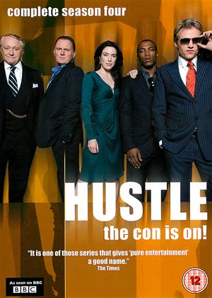 Hustle: Series 4 Online DVD Rental