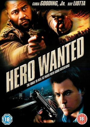 Hero Wanted Online DVD Rental