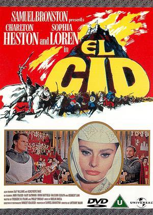 El Cid Online DVD Rental