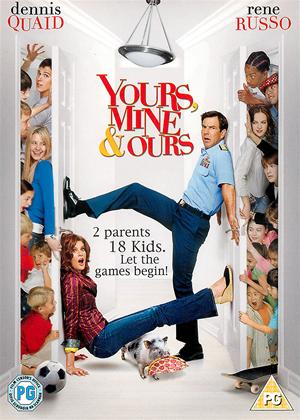 Yours, Mine and Ours Online DVD Rental