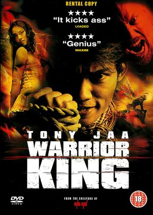 Rent Warrior King (aka Tom Yum Goong) Online DVD Rental