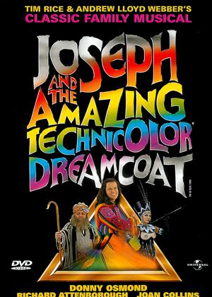 Rent Joseph and the Amazing Tehnicolor Dreamcoat Online DVD Rental