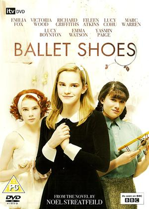 Ballet Shoes Online DVD Rental