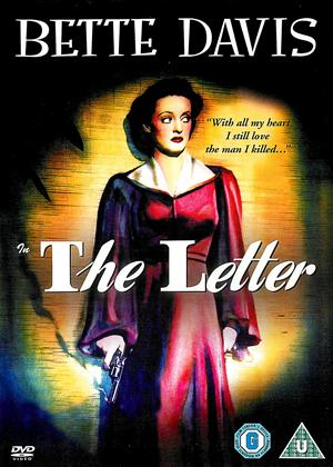 Rent The Letter Online DVD Rental