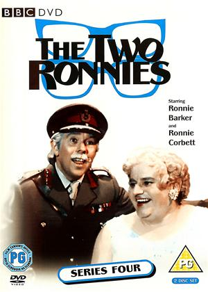 The Two Ronnies: Series 4 Online DVD Rental