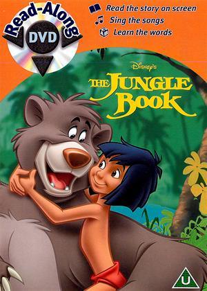 Rent The Jungle Book: DVD Read Along Online DVD Rental