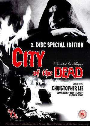 The City of the Dead Online DVD Rental