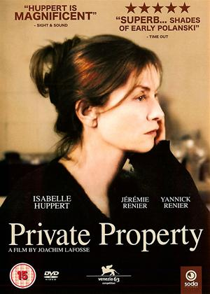 Rent Private Property (aka Nue Propriete) Online DVD Rental