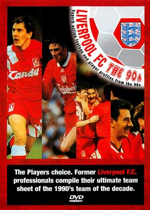 Liverpool FC: 90s Team of the Decade Online DVD Rental