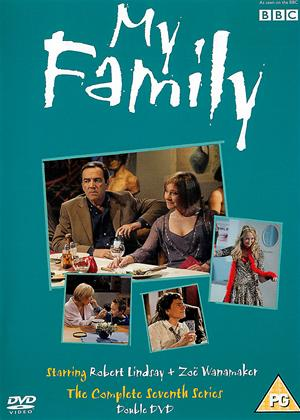 My Family: Series 7 Online DVD Rental