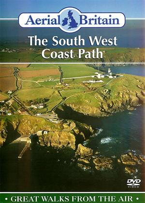 Aerial Britain: The South West Coast Path Online DVD Rental