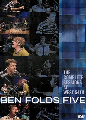 Rent Ben Folds Five: The Complete Sessions at West Online DVD Rental