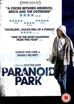 Paranoid Park Online DVD Rental