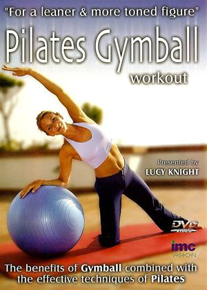 Pilates Gymball Workout Online DVD Rental