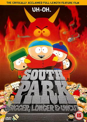 South Park: Bigger Longer and Uncut Online DVD Rental