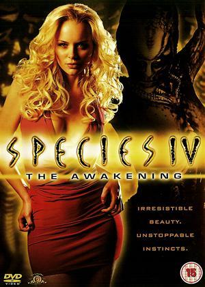 Species 4: The Awakening Online DVD Rental