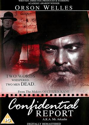 Confidential Report Online DVD Rental