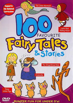Rent 100 Favourite Fairy Tales and Stories Online DVD Rental