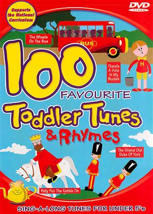 100 Favourite Toddler Tunes Online DVD Rental