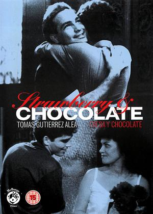 Strawberry and Chocolate Online DVD Rental