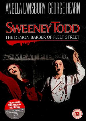 Rent Sweeney Todd Online DVD Rental
