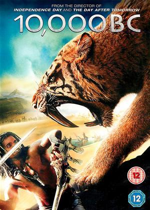 10000 BC Online DVD Rental