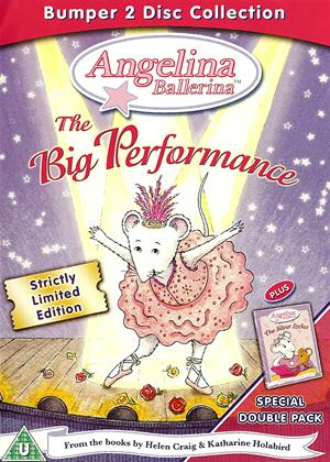 Angelina Ballerina: Big Performance Online DVD Rental