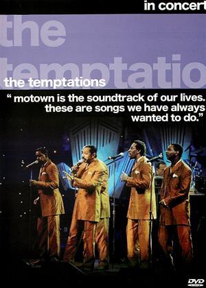 Rent The Temptations: In Concert Online DVD Rental