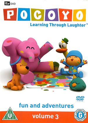 Rent Pocoyo: Fun and Adventures Online DVD Rental