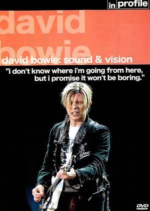 Rent David Bowie: Sound and Vision Online DVD Rental