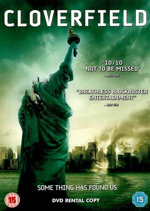 Cloverfield Online DVD Rental