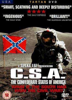Csa: Confederate States of America Online DVD Rental
