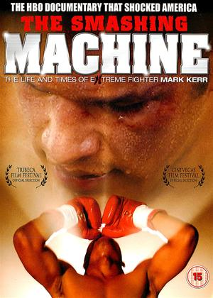 Rent The Smashing Machine Online DVD Rental