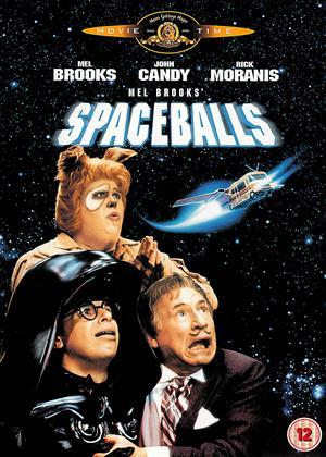 Spaceballs Online DVD Rental