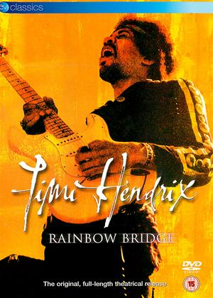 Jimi Hendrix: Rainbow Bridge Online DVD Rental