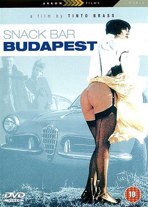 Snackbar Budapest Online DVD Rental