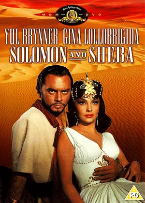 Solomon and Sheba Online DVD Rental