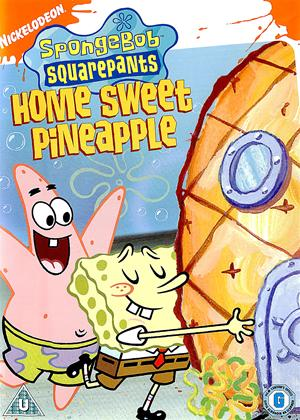 Rent SpongeBob SquarePants: Home Sweet Pineapple Online DVD Rental