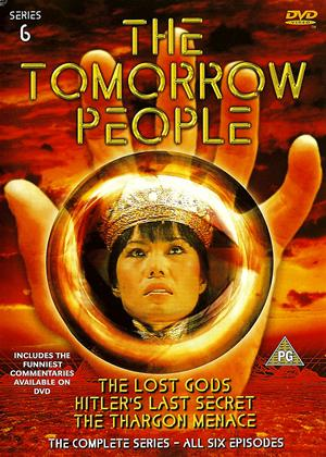 The Tomorrow People: Series 6 Online DVD Rental