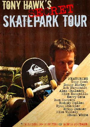 Tony Hawks Secret Skate Park Online DVD Rental