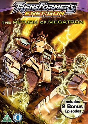 Transformers: The Return of Megatron Online DVD Rental