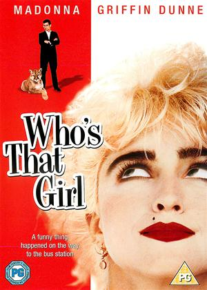 Who's That Girl Online DVD Rental