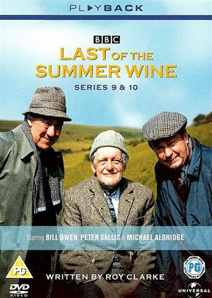 Rent Last of the Summer Wine: Series 9 and 10 Online DVD Rental