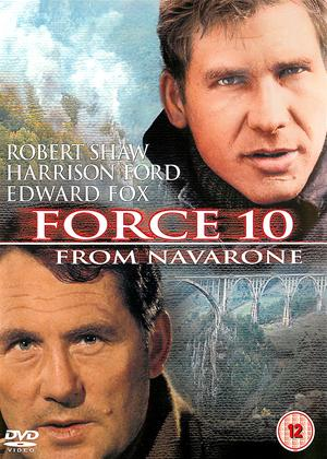 Force 10 from Navarone Online DVD Rental