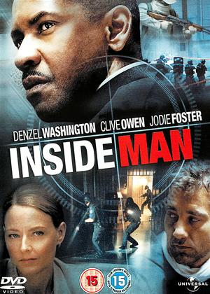Rent Inside Man Online DVD Rental