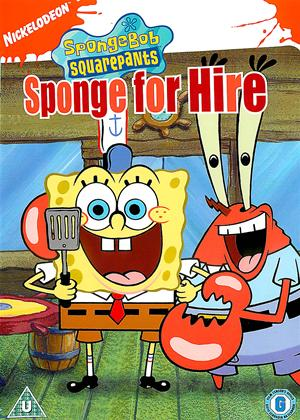Spongebob: Sponge for Hire Online DVD Rental