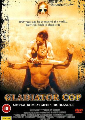 Gladiator Cop Online DVD Rental