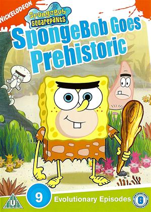 Rent Spongebob: Goes Prehistoric Online DVD Rental