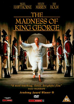 Rent The Madness of King George Online DVD Rental