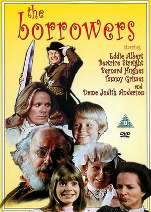 Rent The Borrowers Online DVD Rental